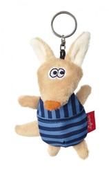 Sigikid  kleinspeelgoed Sleutelhanger Kangoeroe 41159