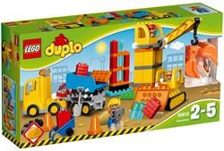 Lego  Duplo set Grote Bouwplaats 10813