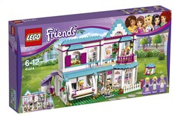 LEGO Friends Stephanies huis 41314