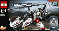 LEGO Technic Ultralight helikopter 42057