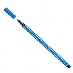 STABILO pen 68 licht blauw