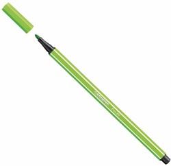 STABILO pen 68 licht groen