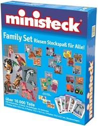 Ministeck Familie set - 10.000 stukjes