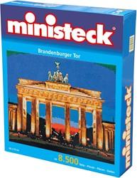Ministeck knutselspullen Brandenburger Tor 8500 stukjes