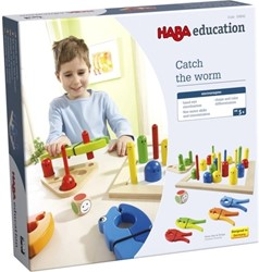 Haba Education - Catch the worm!