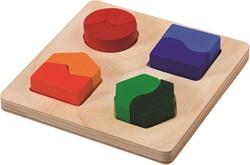 Houten puzzel