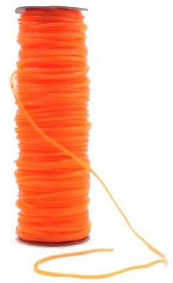 Planet Happy Springtouw oranje per meter