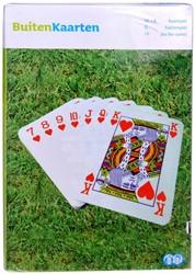 Buitenspeel  buitenspel Mega kaarten