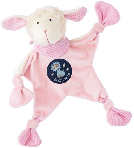 sigikid Sterrebeeld knuffellaapje schaap roze, Leeuw