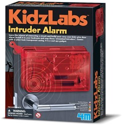 4M KidzLabs: SPY SCIENCE / ALARM