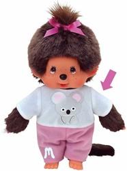 Monchhichi knuffelpop kleren Pyama met Koala Print
