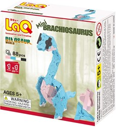 LaQ Dinosaur World Mini Brachiosaurus