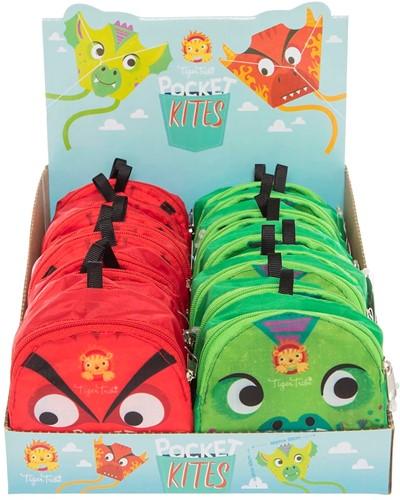 Tiger Tribe Pocket Kite/Dragons