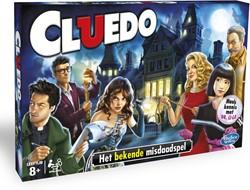 Hasbro Bordspel Cluedo