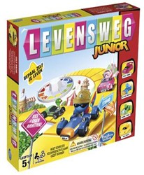 Hasbro - Familiespellen - Levensweg junior