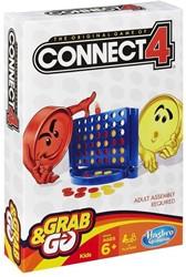Hasbro - Reisspellen - 4 op 'n rij