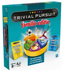 Hasbro  bordspel Trivial pursuit familie editie
