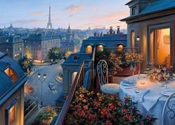 Gibsons puzzel An Evening in Paris - 1000 stukjes