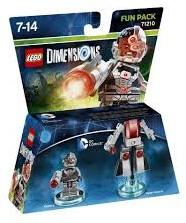 Lego Dimensions DC Comics 71210