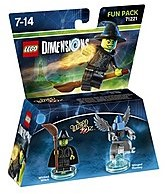 LEGO Dimensions Wizard of OZ 71221