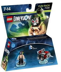 LEGO Dimensions DC Comics bane Fun Pack 71240