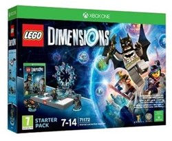 Lego  Dimensions Starter Pack: XBOX ONE