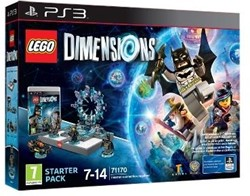 Lego  Dimensions Starter Pack: 71170