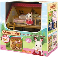 Sylvanian Families huis Cosy Cottage starter set 5242