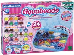 Aquabeads knutselen mega parelpakket