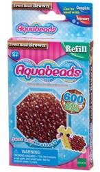 Aquabeads Bruine Juweelparels