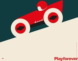 Playforever Poster Buck Arne