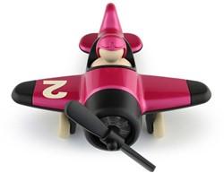 Playforever  speelvoertuig Betty Plane
