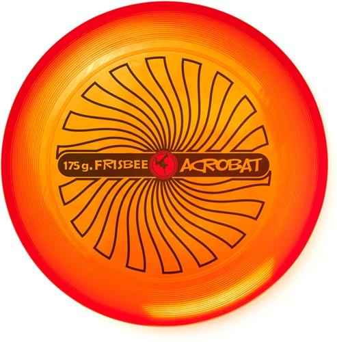 Acrobat Frisbee (175 g) - Oranje