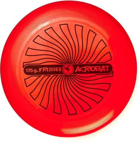 Acrobat Frisbee (175 g) - Rood