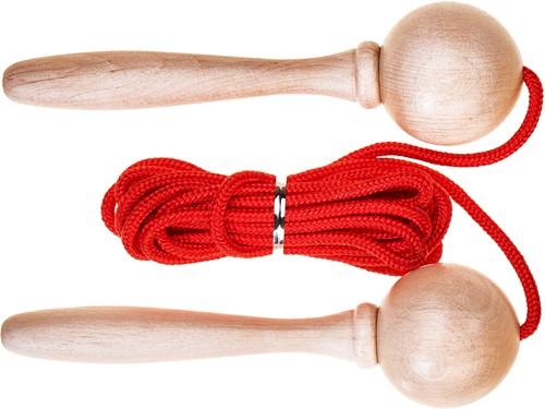 Acrobat Springtouw - (3 m) Verstelbaar - Rood