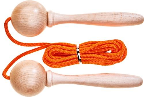 Acrobat Springtouw - (5 m) Verstelbaar - Oranje