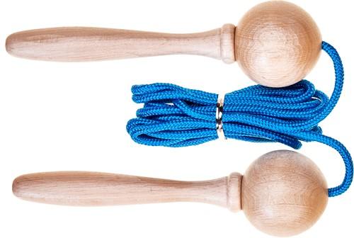 Acrobat Springtouw - (5 m) Verstelbaar - Blauw