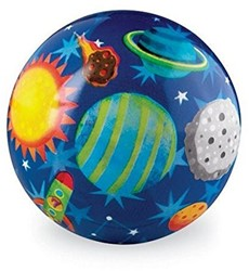 Crocodile Creek 10 cm Play Ball - Space