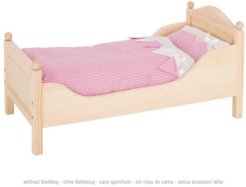 Goki Doll's bed