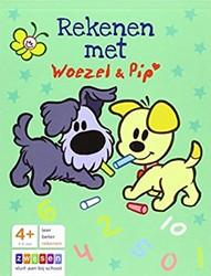 Zwijsen  educatieboek Rekenen met Woezel & Pip