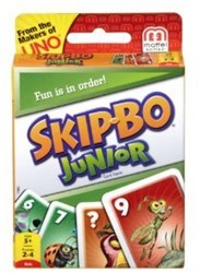 Mattel  kinderspel Skip Bo junior