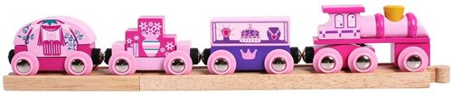 Bigjigs Princess Train
