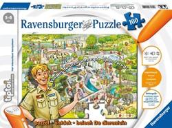 Ravensburger  Tiptoi educatief spel De dierentuin