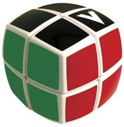 Eureka puzzelspel V-Cube - 2 lagen