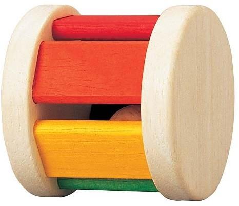 Plan Toys rammelaar roller