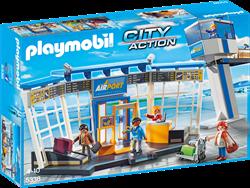 Playmobil  Action Luchthaven met verkeerstoren 5338