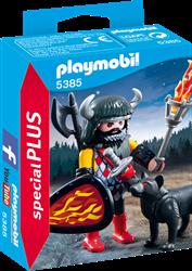 Playmobil - Special Plus - Wolfskrijger
