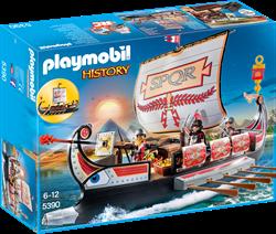 Playmobil  History Romeins galeischip 5390