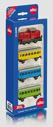 Siku  miniatuur speelvoertuig Cadeauset 5-delig 6291