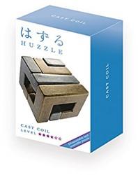 Huzzle puzzel Cast Coil****